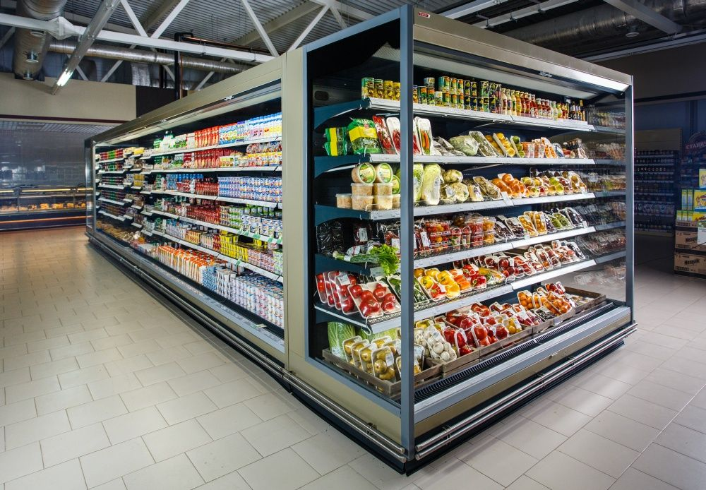 Холодильное торгово-технологическое оборудование